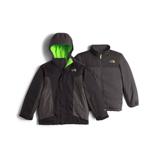 CHEAP NORTH FACE BOYS' AXEL TRICLIMATE JACKET BLACK ONLINE