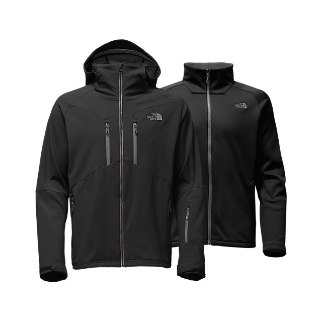 CHEAP NORTH FACE MEN'S APEX STORM PEAK TRICLIMATE JACKET BLACK ONLINE