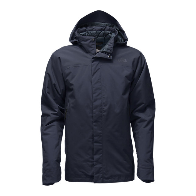 CHEAP NORTH FACE MEN'S THERMOBALL TRENCH URBAN NAVY ONLINE