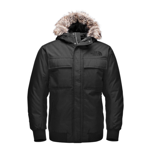 CHEAP NORTH FACE MEN'S GOTHAM JACKET II BLACK ONLINE