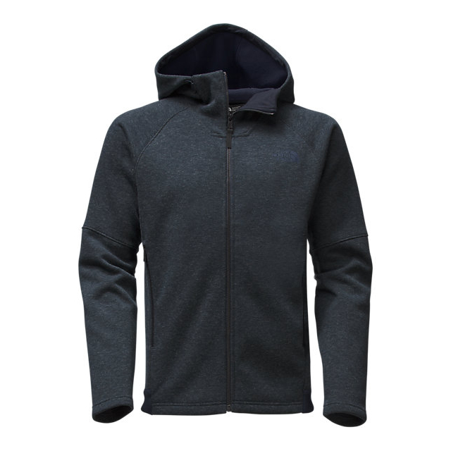 CHEAP NORTH FACE MEN'S FAR NORTHERN HOODIE URBAN NAVY HEATHER/URBAN NAVY HEATHER ONLINE
