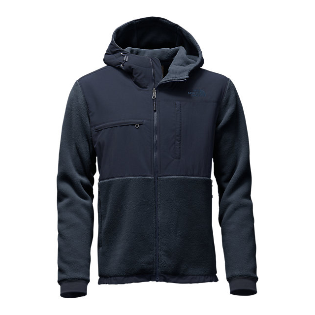 CHEAP NORTH FACE MEN'S DENALI 2 HOODIE RECYCLED URBAN NAVY/URBAN NAVY ONLINE