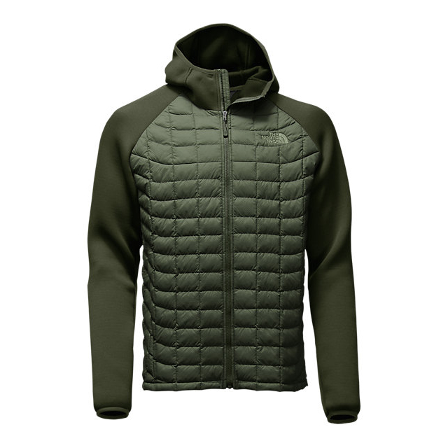 CHEAP NORTH FACE MEN\'S UPHOLDER THERMOBALL HYBRID JACKET ROSIN GREEN STRIA/ROSIN GREEN HEATHER ONLINE