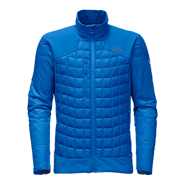 CHEAP NORTH FACE MEN'S DESOLATION THERMOBALL JACKET BOMBER BLUE ONLINE