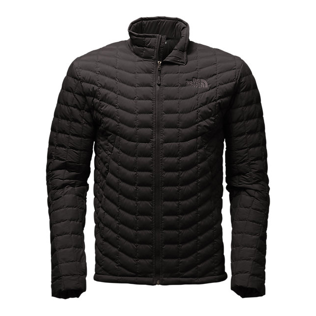 CHEAP NORTH FACE MEN'S STRETCH THERMOBALL JACKET BLACK ONLINE