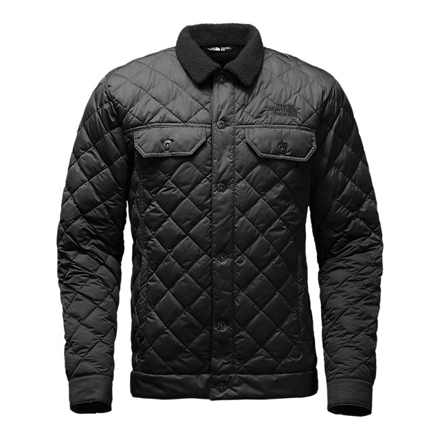 CHEAP NORTH FACE MEN'S SHERPA THERMOBALL JACKET BLACK ONLINE