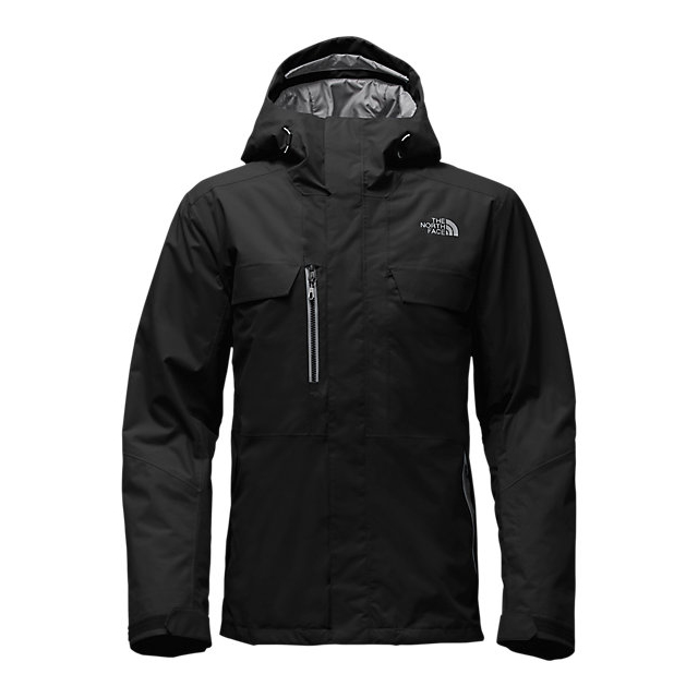 CHEAP NORTH FACE MEN\'S HICKORY PASS JACKET BLACK ONLINE
