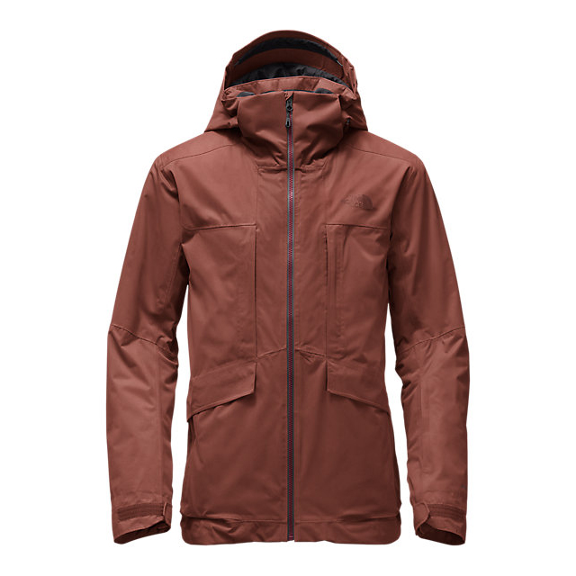 CHEAP NORTH FACE MEN'S MENDELSON JACKET HOT CHOCOLATE BROWN ONLINE