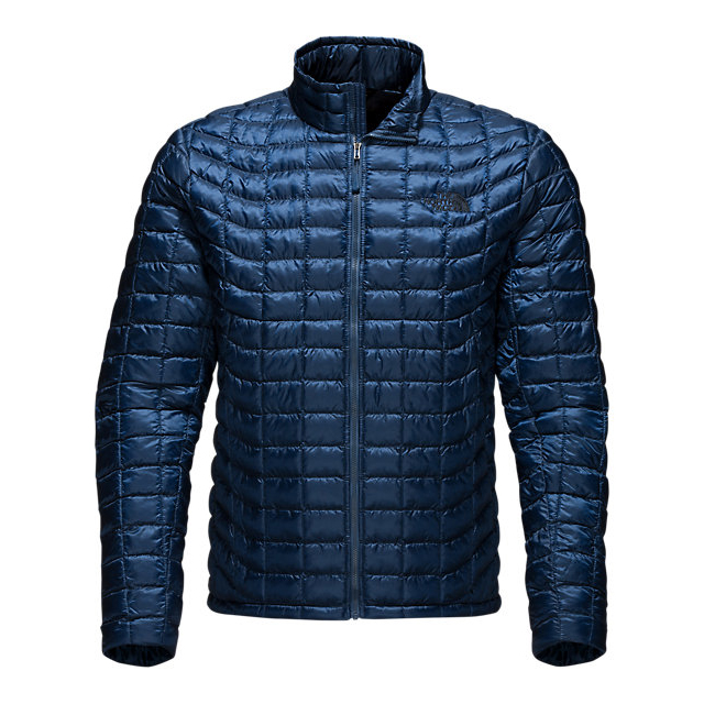 CHEAP NORTH FACE MEN'S THERMOBALL FULL ZIP JACKET SHADY BLUE/SHADY BLUE PROCESS PRINT ONLINE