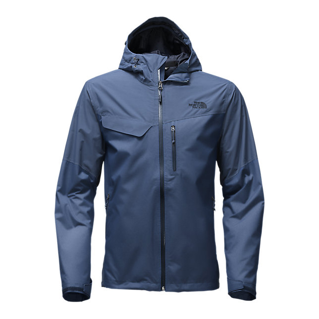 CHEAP NORTH FACE MEN'S BERENSON JACKET SHADY BLUE/SHADY BLUE ONLINE