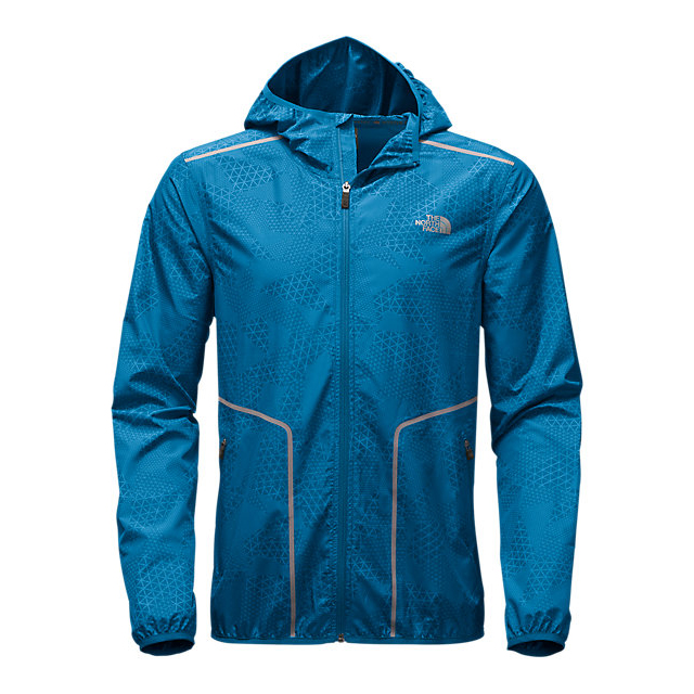 CHEAP NORTH FACE MEN'S AMPERE WIND TRAINER BANFF BLUE ONLINE