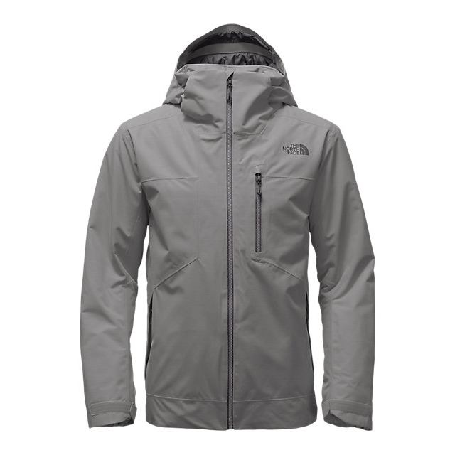 CHEAP NORTH FACE MEN'S MACHING JACKET ZINC GREY ONLINE