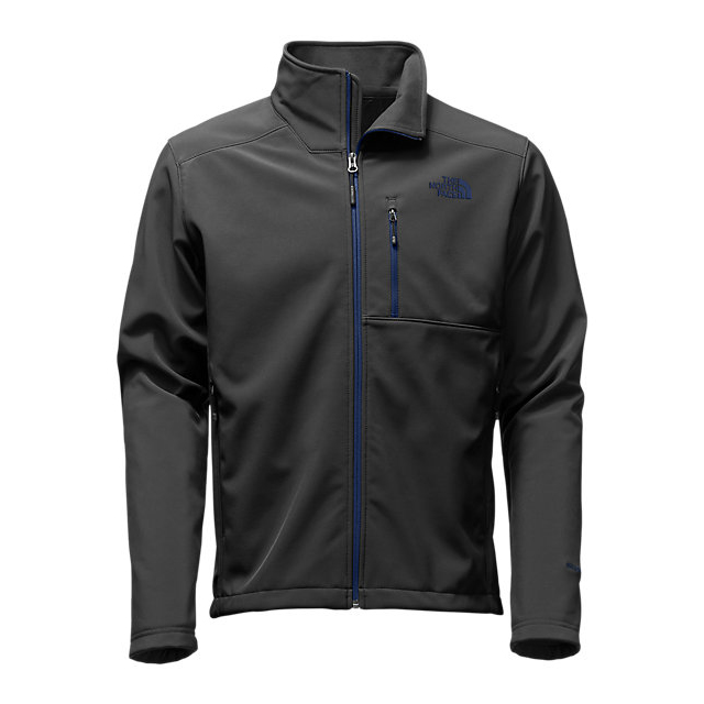 CHEAP NORTH FACE MEN'S APEX BIONIC 2 JACKET - UPDATED DESIGN BLACK/SHADY BLUE ONLINE