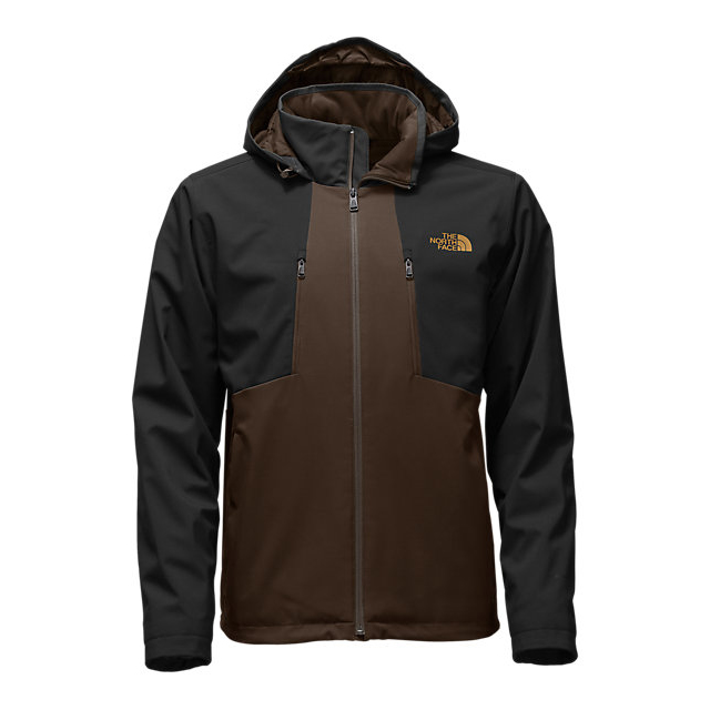 CHEAP NORTH FACE MEN'S APEX ELEVATION JACKET COFFEE BEAN BROWN/BLACK ONLINE