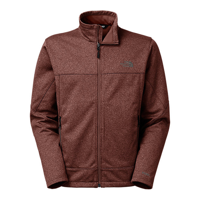 CHEAP NORTH FACE MEN\'S CANYONWALL JACKET SEQUOIA RED HEATHER/SEQUOIA RED HEATHER ONLINE
