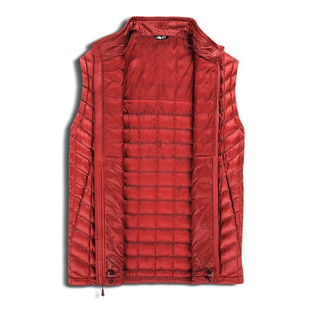 CHEAP NORTH FACE MEN\'S THERMOBALL™ VEST CARDINAL RED ONLINE