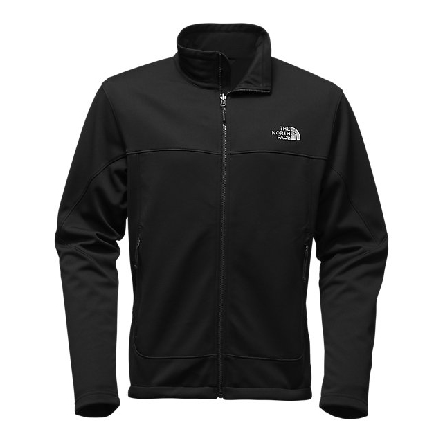 CHEAP NORTH FACE MEN'S CANYONWALL JACKET BLACK / BLACK ONLINE