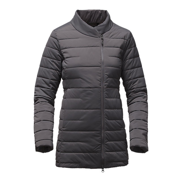 CHEAP NORTH FACE WOMEN'S STRETCH LYNN JACKET GRAPHITE GREY ONLINE