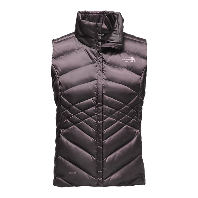 CHEAP NORTH FACE WOMEN'S ACONCAGUA VEST RABBIT GREY ONLINE
