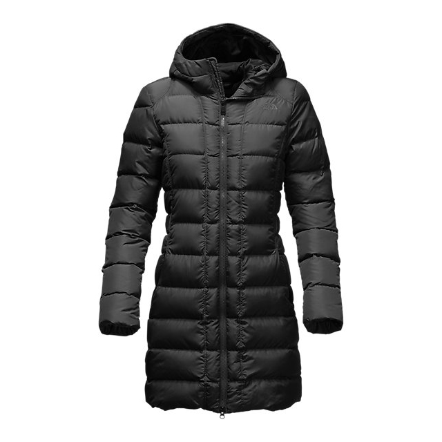 CHEAP NORTH FACE WOMEN'S GOTHAM PARKA BLACK ONLINE