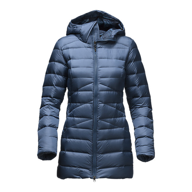 CHEAP NORTH FACE WOMEN'S PIEDMONT PARKA SHADY BLUE ONLINE