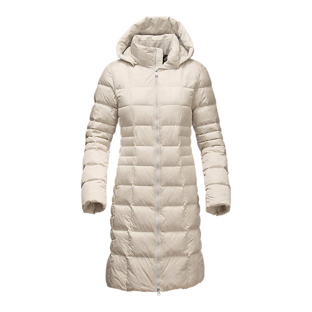CHEAP NORTH FACE WOMEN'S METROPOLIS PARKA II (NEW) VAPOROUS GREY ONLINE