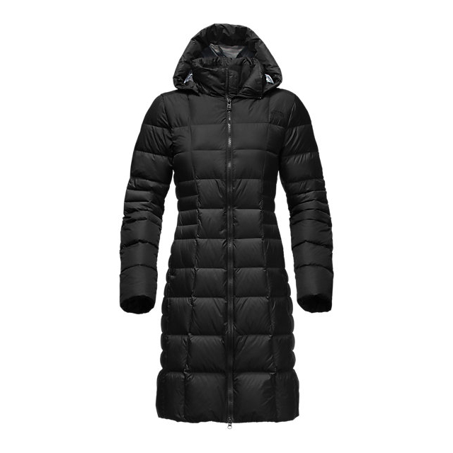 CHEAP NORTH FACE WOMEN'S METROPOLIS PARKA II (NEW) BLACK / BLACK ONLINE