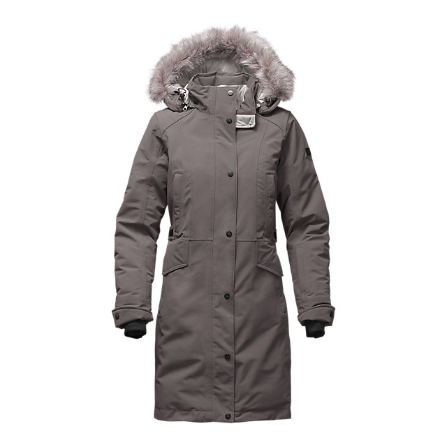 CHEAP NORTH FACE WOMEN'S TREMAYA PARKA GRAPHITE GREY ONLINE