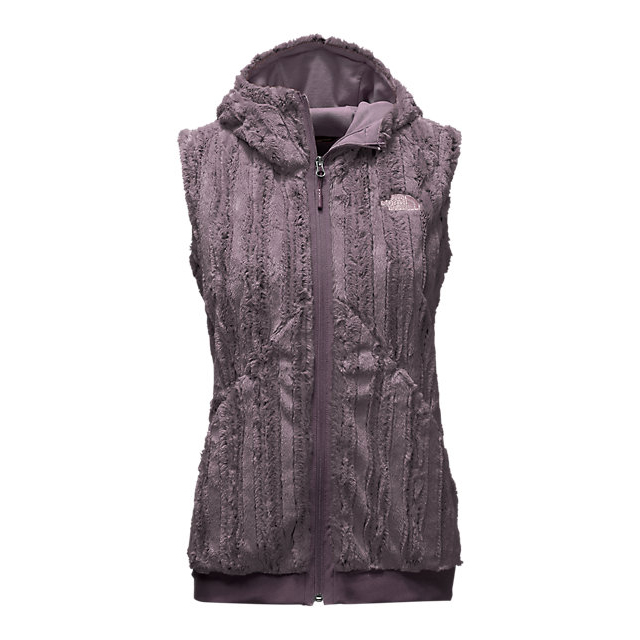 CHEAP NORTH FACE WOMEN'S FURLANDER VEST RABBIT GREY ONLINE