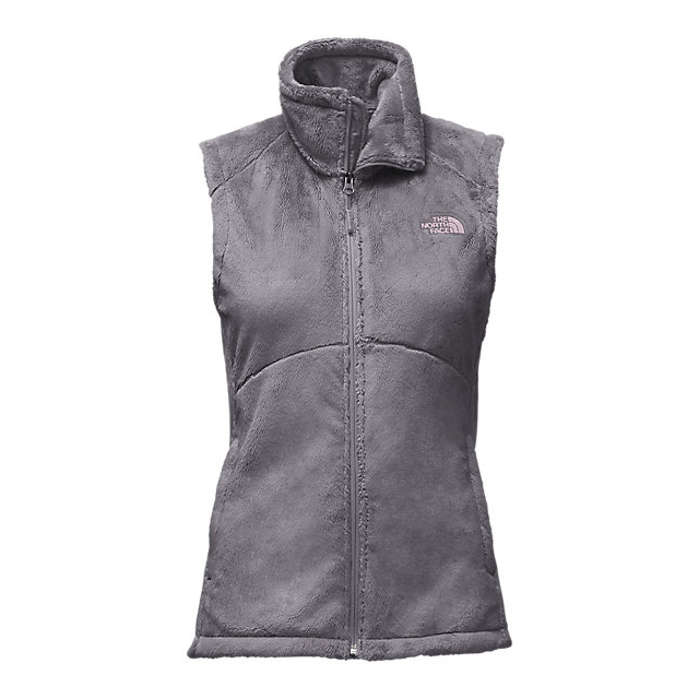 CHEAP NORTH FACE WOMEN'S OSITO VEST RABBIT GREY ONLINE
