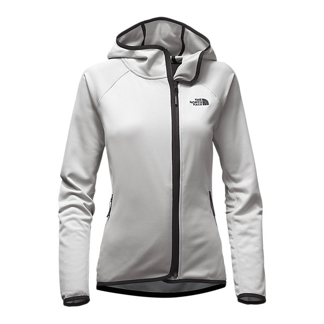 CHEAP NORTH FACE WOMEN'S ARCATA HOODIE LUNAR ICE GREY ONLINE