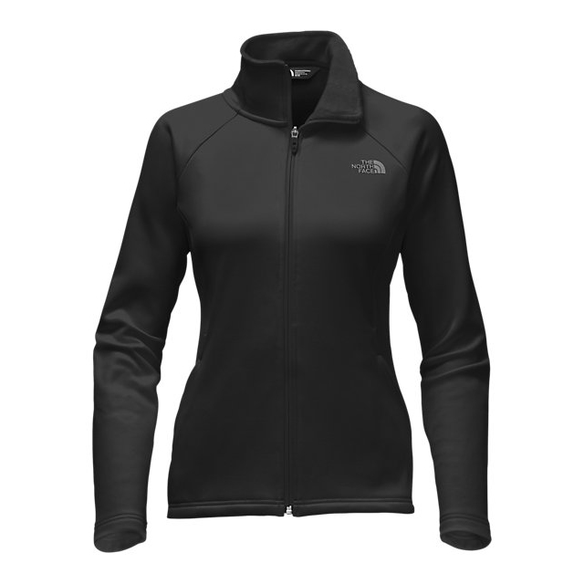 CHEAP NORTH FACE WOMEN'S AGAVE FULL ZIP BLACK ONLINE