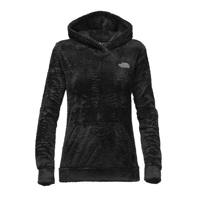 CHEAP NORTH FACE WOMEN'S OSITO PULLOVER BLACK ONLINE