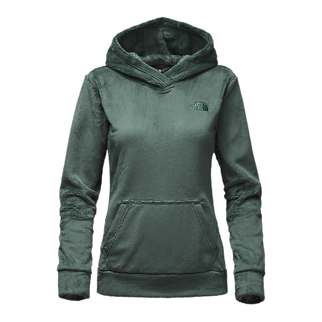 CHEAP NORTH FACE WOMEN'S OSITO PULLOVER BALSAM GREEN ONLINE
