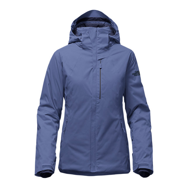 CHEAP NORTH FACE WOMEN'S GATEKEEPER JACKET COASTAL FJORD BLUE ONLINE