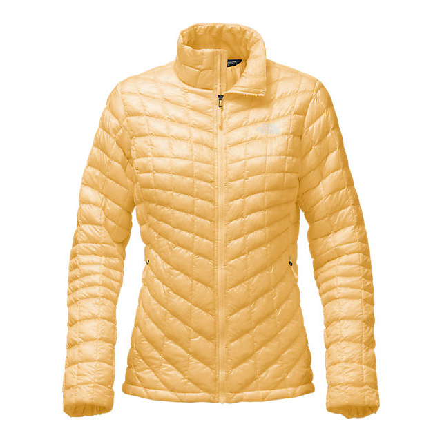 CHEAP NORTH FACE WOMEN'S THERMOBALL  FULL ZIP JACKET (EXCLUSIVE COLORS) GOLDEN HAZE ONLINE
