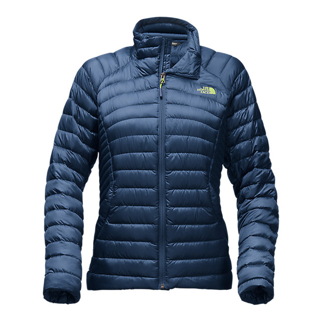 CHEAP NORTH FACE WOMEN'S TONNERRO JACKET SHADY BLUE ONLINE