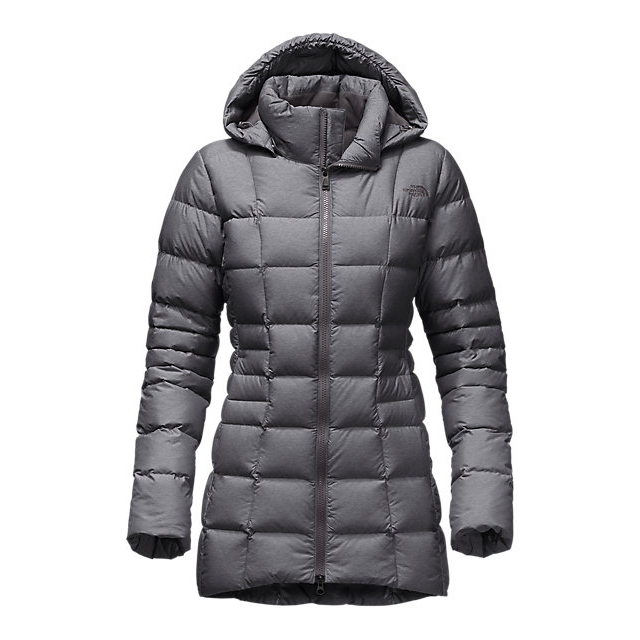 CHEAP NORTH FACE WOMEN'S TRANSIT JACKET II MEDIUM GREY HEATHER ONLINE