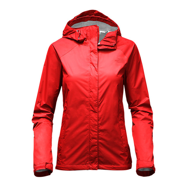 CHEAP NORTH FACE WOMEN'S VENTURE JACKET HIGH RISK RED ONLINE
