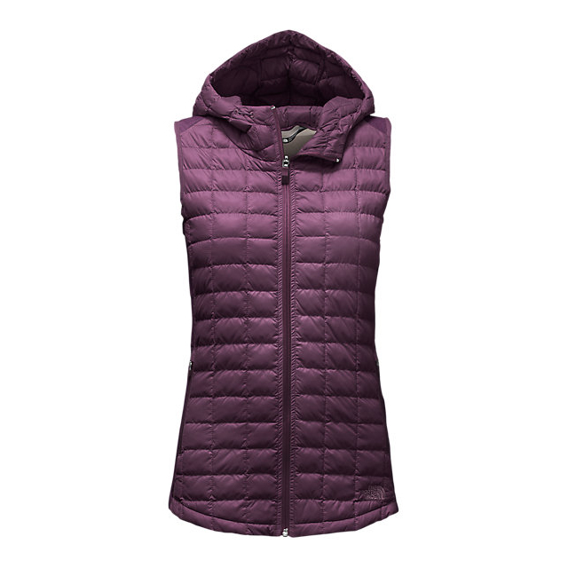 CHEAP NORTH FACE WOMEN'S MA THERMOBALL  VEST SUGILITE PURPLE ONLINE