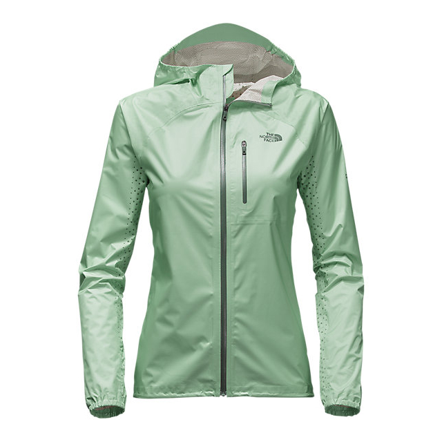 CHEAP NORTH FACE WOMEN'S FLIGHT SERIES FUSE JACKET SUBTLE GREEN ONLINE