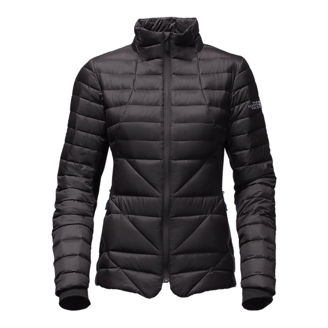 CHEAP NORTH FACE WOMEN'S LUCIA HYBRID DOWN JACKET BLACK ONLINE