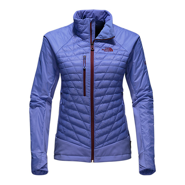 CHEAP NORTH FACE WOMEN'S DESOLATION THERMOBALL  JACKET STELLAR BLUE ONLINE