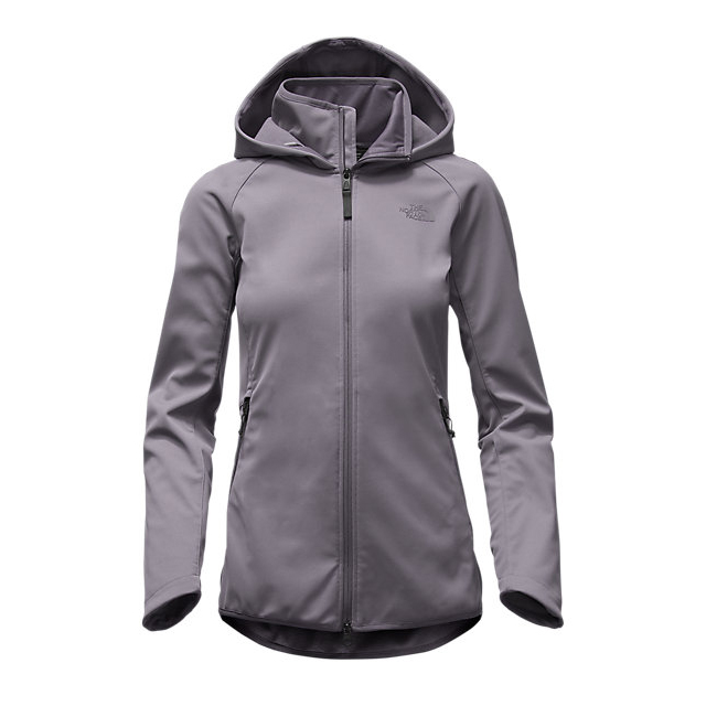 CHEAP NORTH FACE WOMEN\'S APEX LILMORE PARKA RABBIT GREY ONLINE