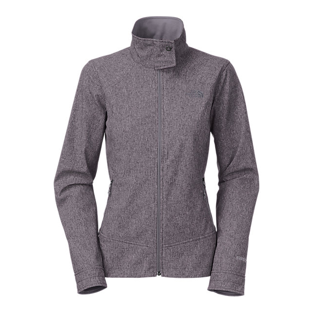 CHEAP NORTH FACE WOMEN'S CALENTITO 2 JACKET RABBIT GREY HEATHER ONLINE