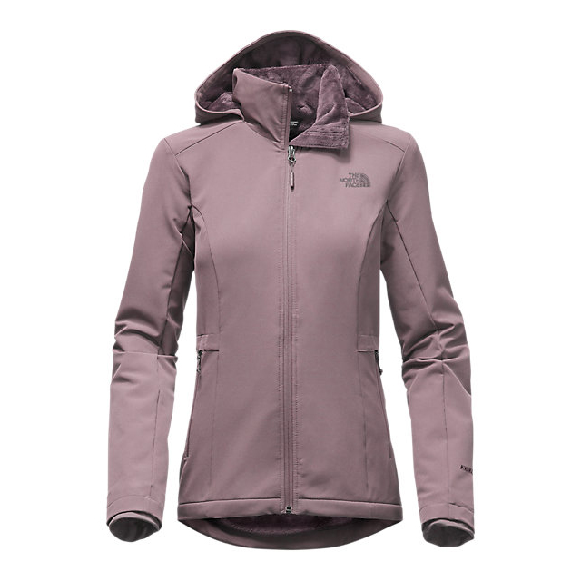 CHEAP NORTH FACE WOMEN'S SHELBE RASCHEL HOODIE QUAIL GREY ONLINE