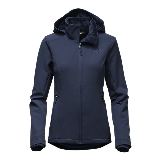 CHEAP NORTH FACE WOMEN'S SHELBE RASCHEL HOODIE COSMIC BLUE ONLINE