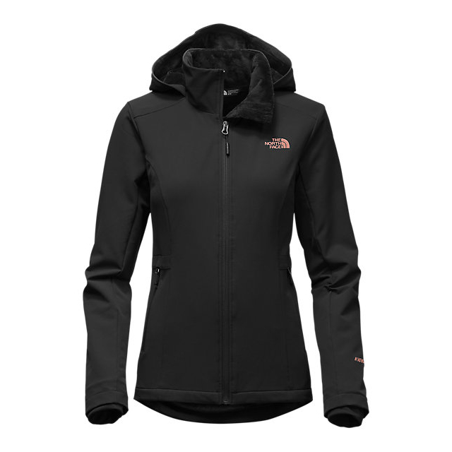 CHEAP NORTH FACE WOMEN'S SHELBE RASCHEL HOODIE BLACK/ROSE DAWN ONLINE