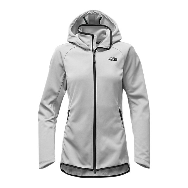 CHEAP NORTH FACE WOMEN'S APEX LILMORE PARKA LUNAR ICE GREY HEATHER ONLINE