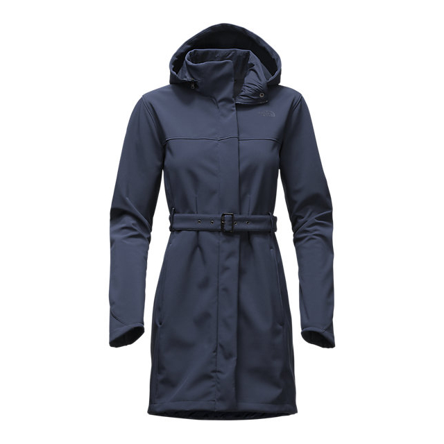 CHEAP NORTH FACE WOMEN'S APEX BIONIC TRENCH URBAN NAVY ONLINE